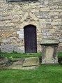 All Saints Church, Terrington - Door - geograph.org.uk - 494754.jpg