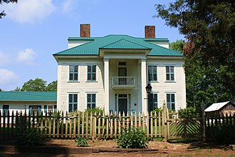 National Register of Historic Places listings in Marengo County, Alabama - Image: Allen Grove 02
