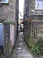 Alley, Bridge Street - geograph.org.uk - 922822.jpg