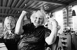 Empowerment - Empowerment in the work for senior citizens in a residential home in Germany