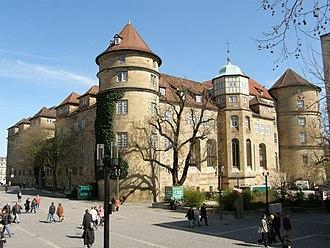 History of Baden-Württemberg - Old Castle (Stuttgart)