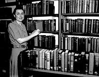 Alvar Librarian 1940