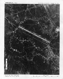 Amendola Italy Map.Amendola Air Base Wikipedia