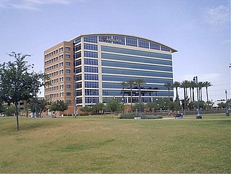 America West Holdings - America West Airlines headquarters, later the US Airways headquarters