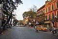 Amherst Street and Keshab Chandra Sen Street Crossing - Kolkata 2014-01-01 1841.JPG