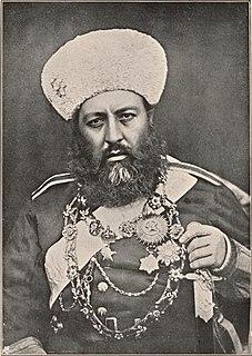 Abdur Rahman Khan Emir of Afghanistan