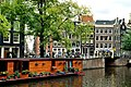 Amsterdam, view across the Prinsengracht to houses on the street Bloemgracht.jpg