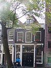 foto van Huis met gevel onder rechte lijst