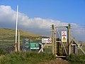 An entrance to Lulworth range - geograph.org.uk - 587797.jpg