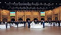 An official ceremony was organized to mark 28 May - Republic Day, 2010 01.jpg