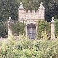 An ornate garden gate - geograph.org.uk - 1512299.jpg