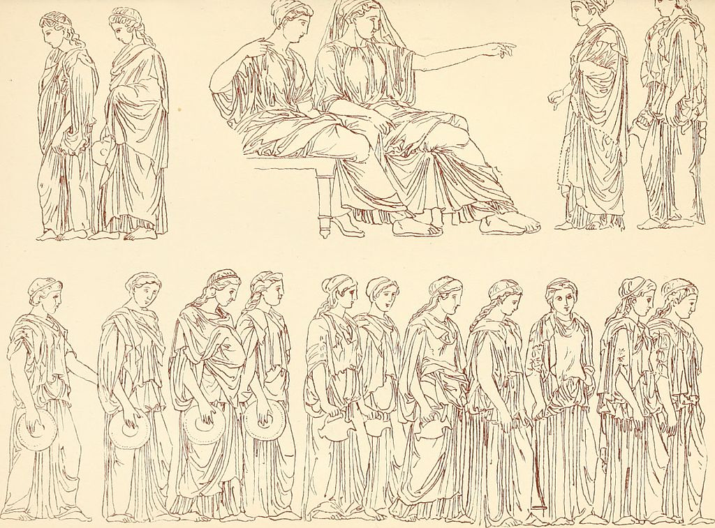 """an overview of the position of women in the works of aristophanes and euripides Women vs women the denunciation of female the denunciation of female sex by female characters """"the social and domestic position of women in aristophanes."""