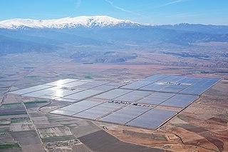Andasol Solar Power Station