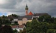 Andechs, Kloster Andechs, Exterior 003.JPG