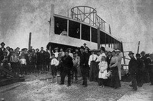 Lake Washington Shipyard - Anderson Shipyard circa 1900