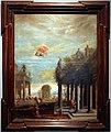 Andrea Pozzo e aiuti, cristo accolto in casa di marta e maria a betania, 1708 ca., da s. francesco saverio a trento.jpg
