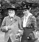 Andrew & Louise Whitfield Carnegie 1915.jpg