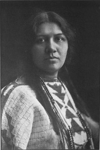 Society of American Indians - Angel De Cora