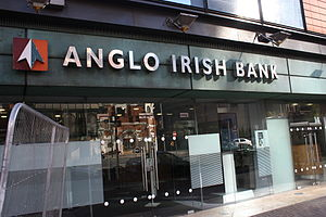 Anglo Irish Bank, Great Victoria Stre...