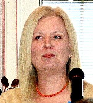 Ann Althouse, 2008-06-01.