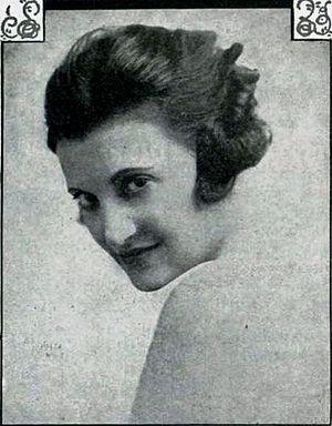 Anna Chandler - Chandler in 1919.