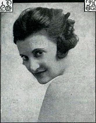 Anna Chandler - Chandler in 1919.
