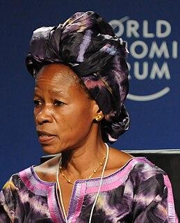 Anna Tibaijuka Tanzanian politician