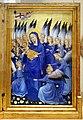 Anonimo inglese o francese, dittico wilton, 1395-99 ca. 06 madonna col bambino e 11 angeli 1.jpg