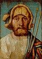 Anonym - Bildnis eines unbekannten Mannes als Hl. Sebastian, 2319.jpg