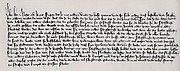 Anonymous letter concerning the Battle of Žalgiris (Tannenberg)