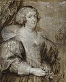 Anthonis van Dyck (Werkstatt) - Maria de Medici - 78 - Bavarian State Painting Collections.jpg