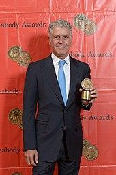 Anthony Bourdain - Wikipedia