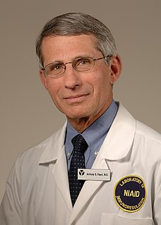 Anthony Fauci American immunologist