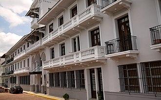 La Estrella de Panamá - Image: Antiguas oficinas de la Estrella de Panamá (3)