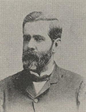 Antonio Joseph (politician) - Image: Antonio Joseph