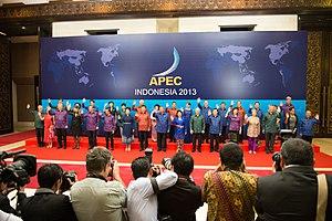APEC Indonesia 2013 - APEC Indonesia 2013 Delegates