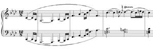 Бетховен 23 Соната