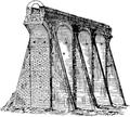 Aqueduc de Fréjus (contreforts).png