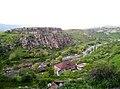 Ara river in Qarashamb village.jpg