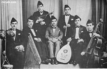 arabic music instrumental