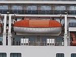 Arcadia Lifeboat 1 Port of Tallinn 27 June 2017.jpg
