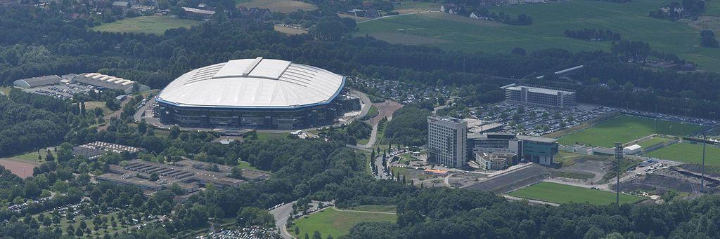 FC Schalke 04 | Arena-und-parkstadion-2016