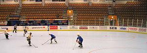 IK Oskarshamn - Image: Arena Oskarshamn Inline
