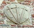 Arezzo, Palazzo del Comune, stemmi 07 minerbetti.jpg