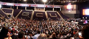 United States presidential election in Arizona, 2012 - The 2012 Arizona Republican state convention, which determined delegates who would be sent to the RNC.