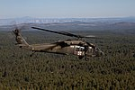 Arizona air ambulance hoists Special Forces from Meteor Crater 140514-Z-LW032-057.jpg