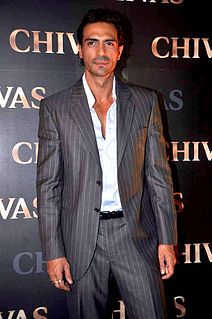 Arjun Rampal Indian film actor, producer, model and television host