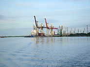 Arkhangelsk Sea Port Economiya
