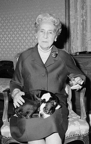 Armgard von Cramm - Princess Armgard in 1964