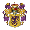 Arms of Lacy, Earls of Lincoln.png